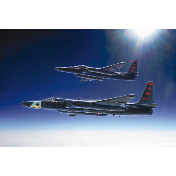 Italeri 1:48 Lockheed Martin TR-1 A/B
