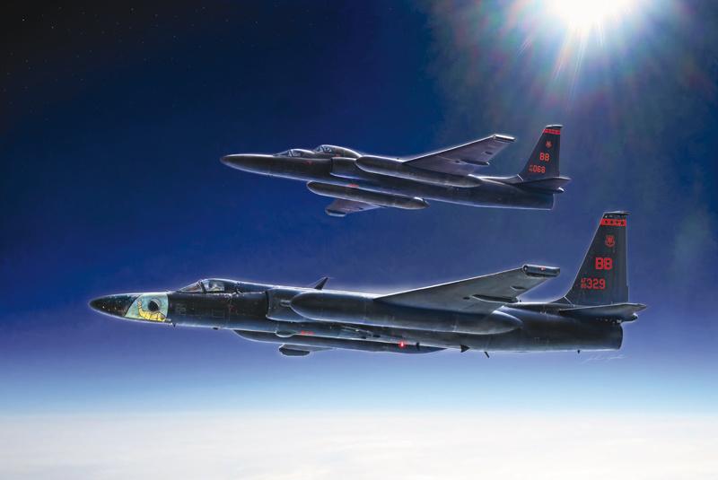 1:48 Lockheed Martin TR-1 A/B-1