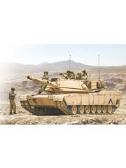 Italeri 1:35 M1A1 tank Abrams