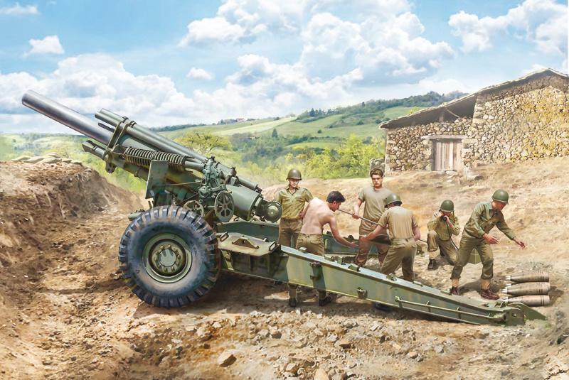 1:35 M1 Howitzer-1