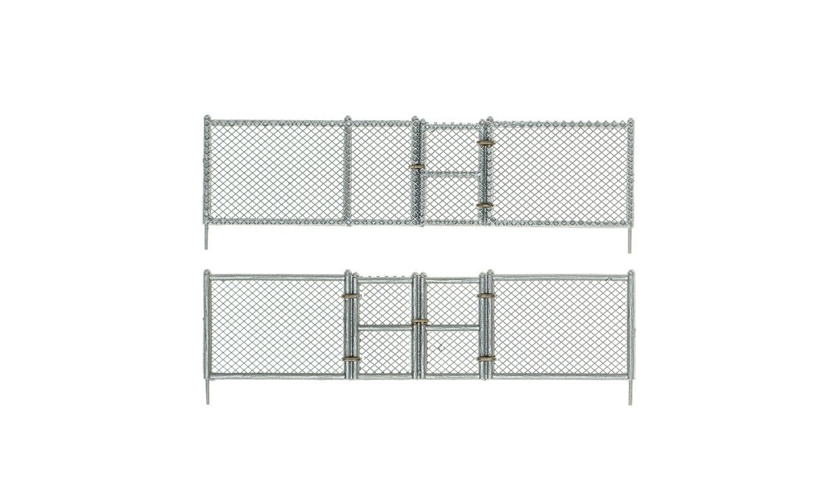 1:87 chain link fence-1