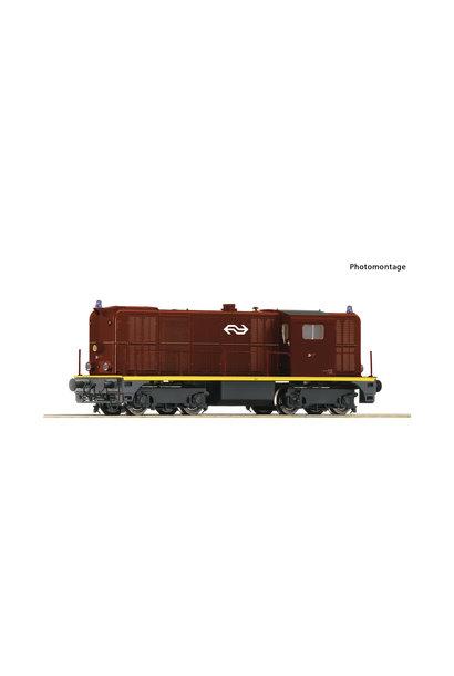 78788 Diesellok Serie 2400 braun