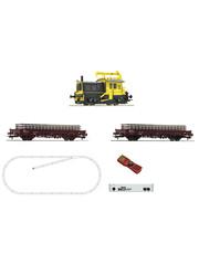 Roco 51333 z21 Set Diesellok Sik + Bauzug