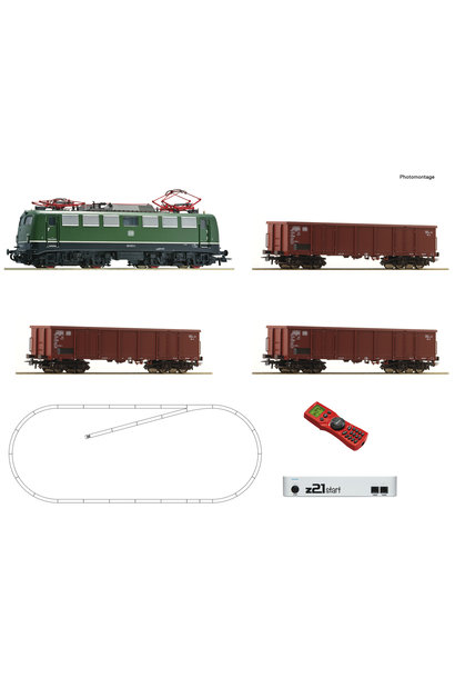 51330 z21 Set E-Lok BR 140 + GZ