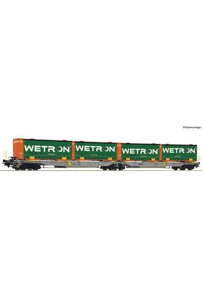 67401 Doppeltaschenw. Wetron