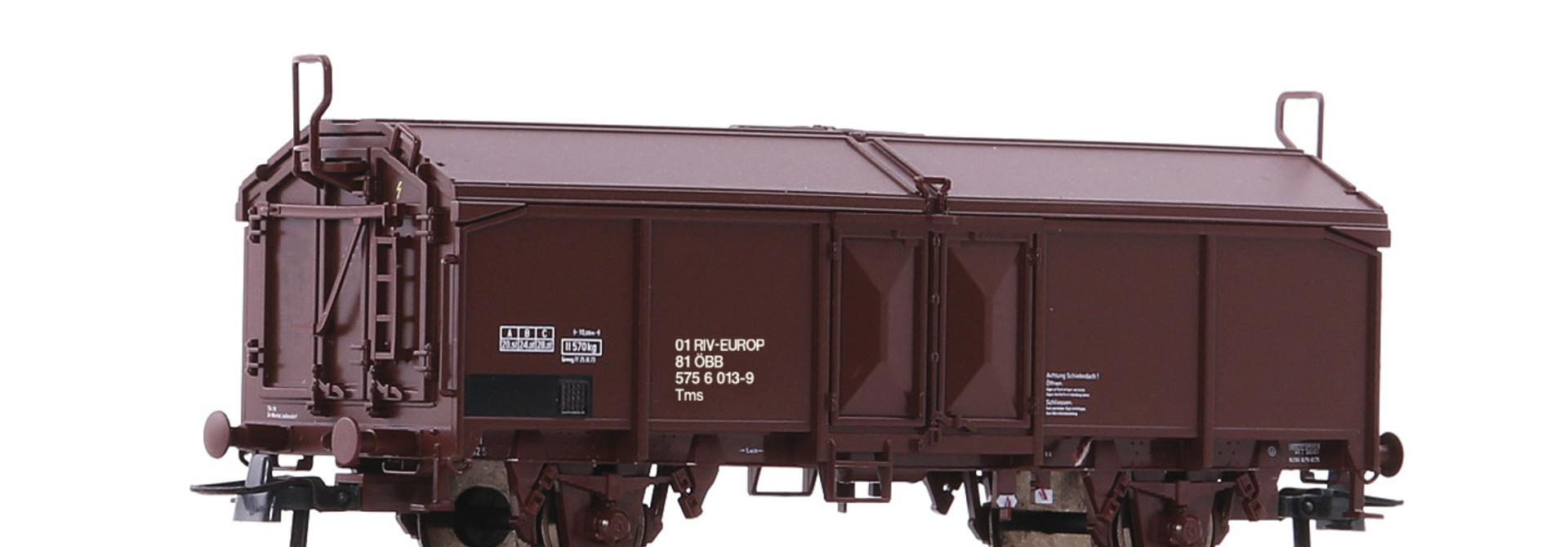 66178 3er Set Schiebd. Wag. ÖBB