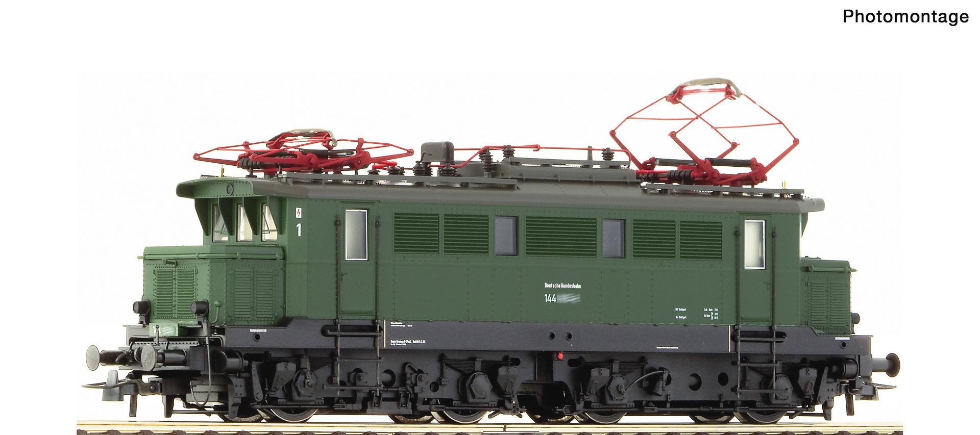 52548 E-Lok BR 144 DR-1