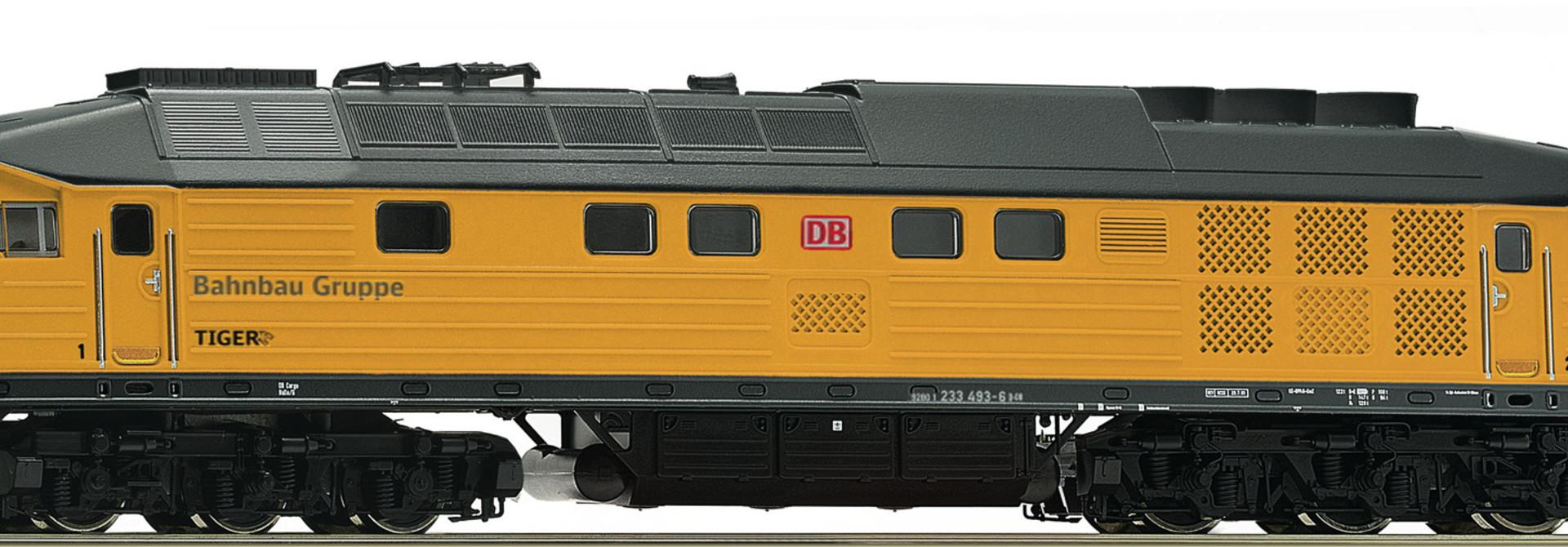 52469 Diesellok 233 493 HE-Snd.