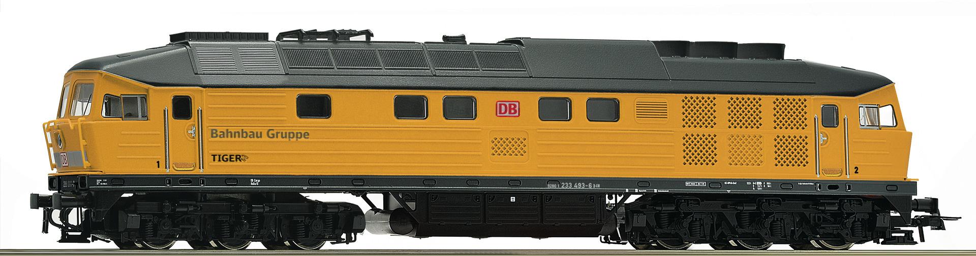 52469 Diesellok 233 493 HE-Snd.-1