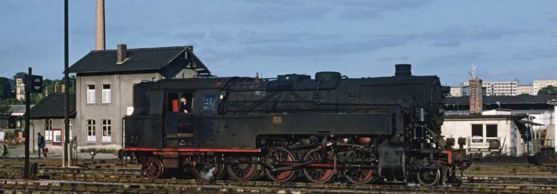 71095 Dampflok BR 95 DR