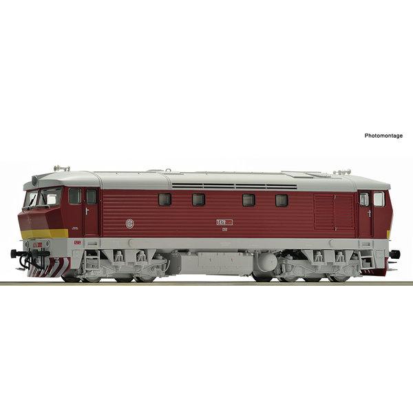 Roco 70921 Diesellok T478.1 CSD Snd.
