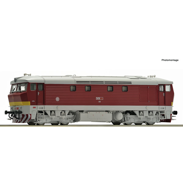 Roco 70920 Diesellok T478.1 CSD