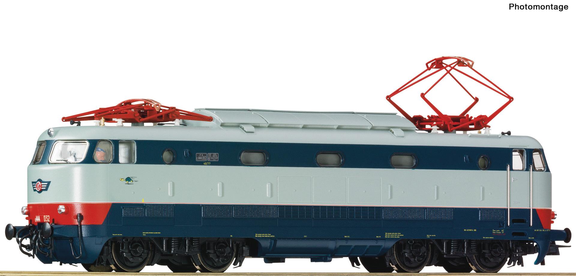 70891 E-Lok E444 FS Snd.-1