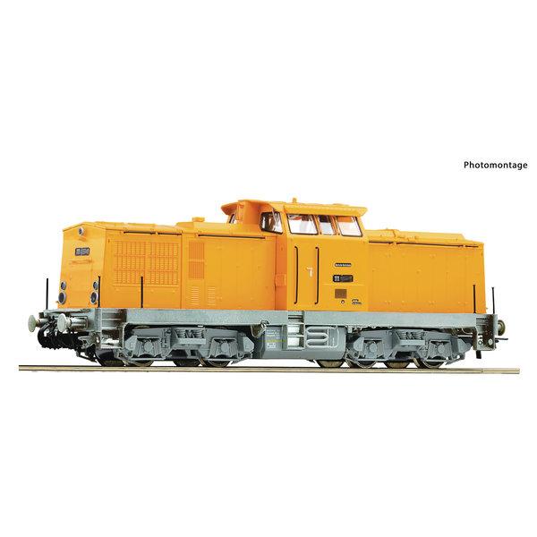 Roco 70814 Diesellok BR 111 gelb HE-Snd.