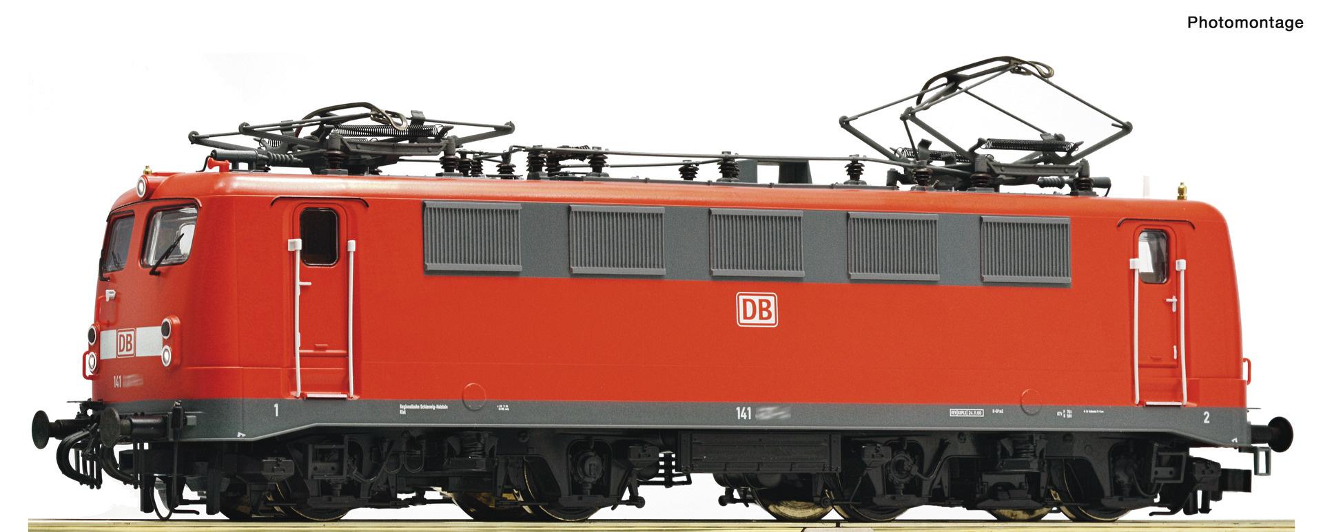 70795 E-Lok BR 141 DB-AG Snd.-1