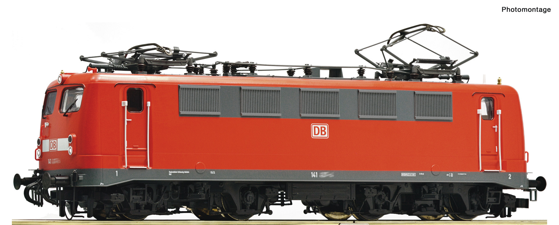 70794 E-Lok BR 141 DB-AG-1