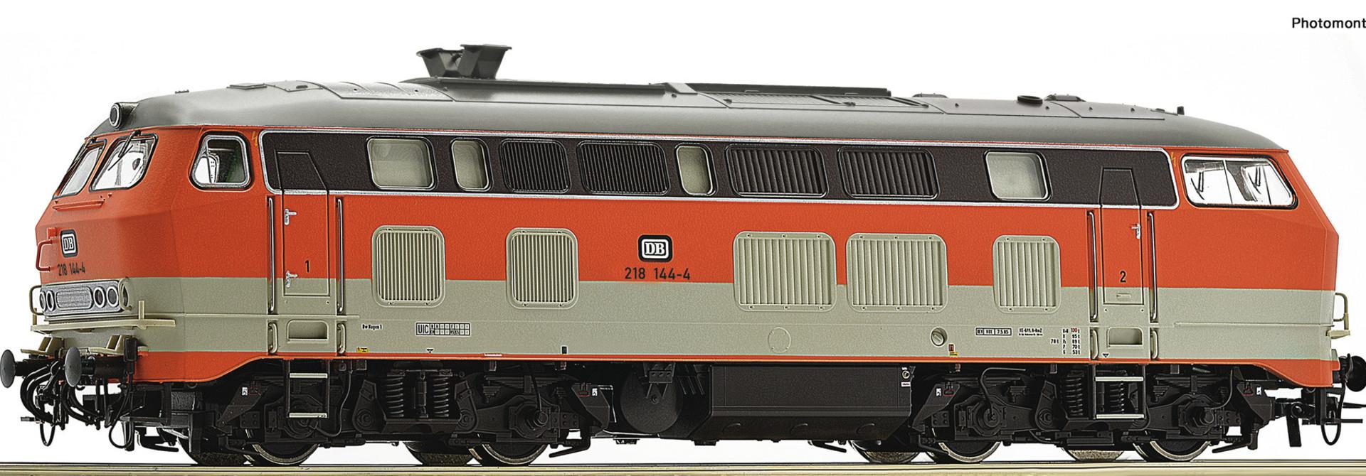 70748 Diesellok BR 218.1 DB