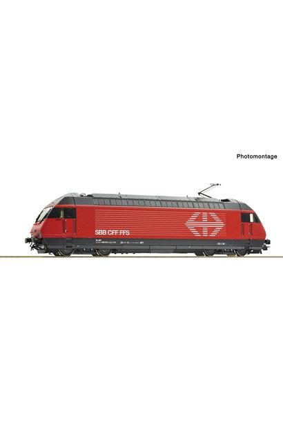 70661 E-Lok Re 460 SBB Snd.