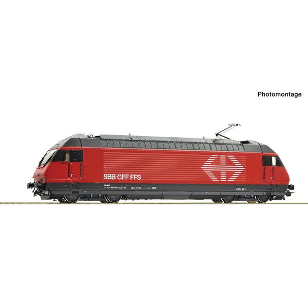 Roco 70661 E-Lok Re 460 SBB Snd.