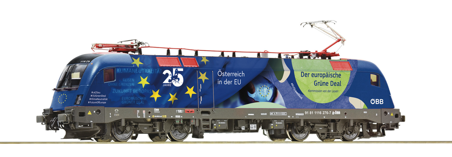 70502 E-Lok 1116 276 EU DC-Snd.
