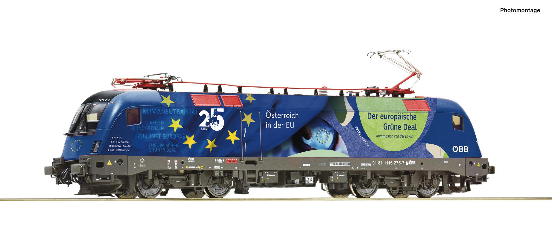 70502 E-Lok 1116 276 EU DC-Snd.-1