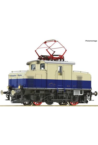 70442 E-Lok Zahnradbahn