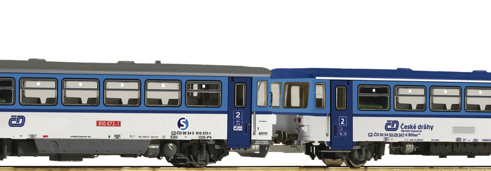 70378 Dieseltriebw. Rh 810 CD