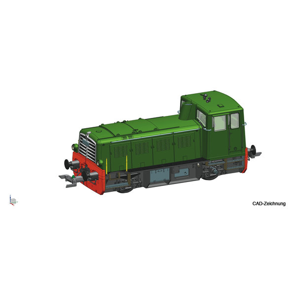 Roco 72003 Diesellok MG2 RZD DC-Snd.