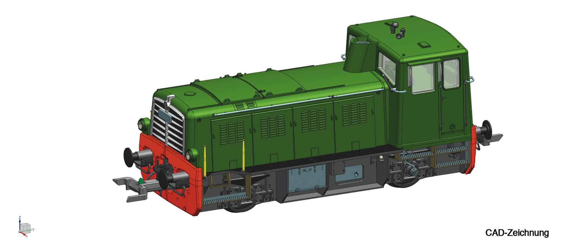 72003 Diesellok MG2 RZD DC-Snd.-1