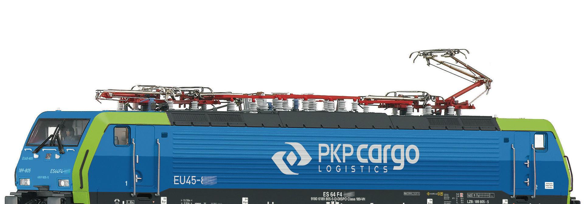 71957 E-Lok EU45 PKP Cargo Snd.