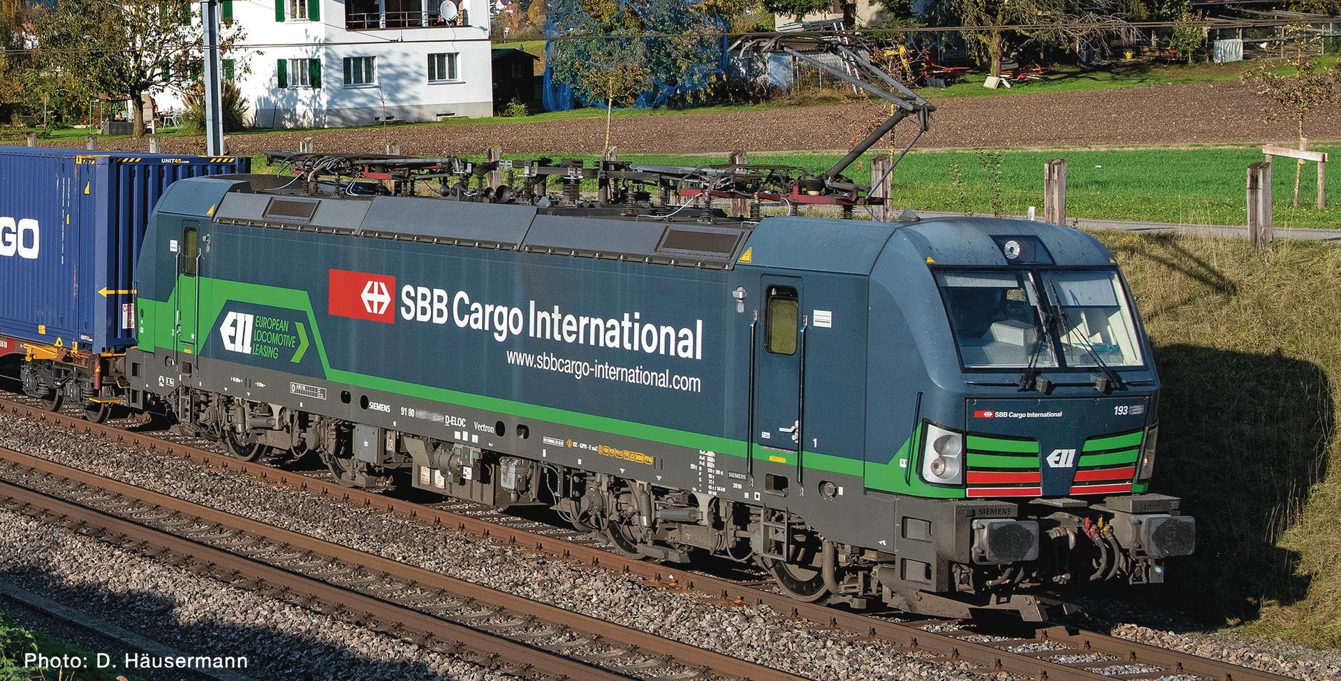 71954 E-Lok BR 193 ELL/SBB-1