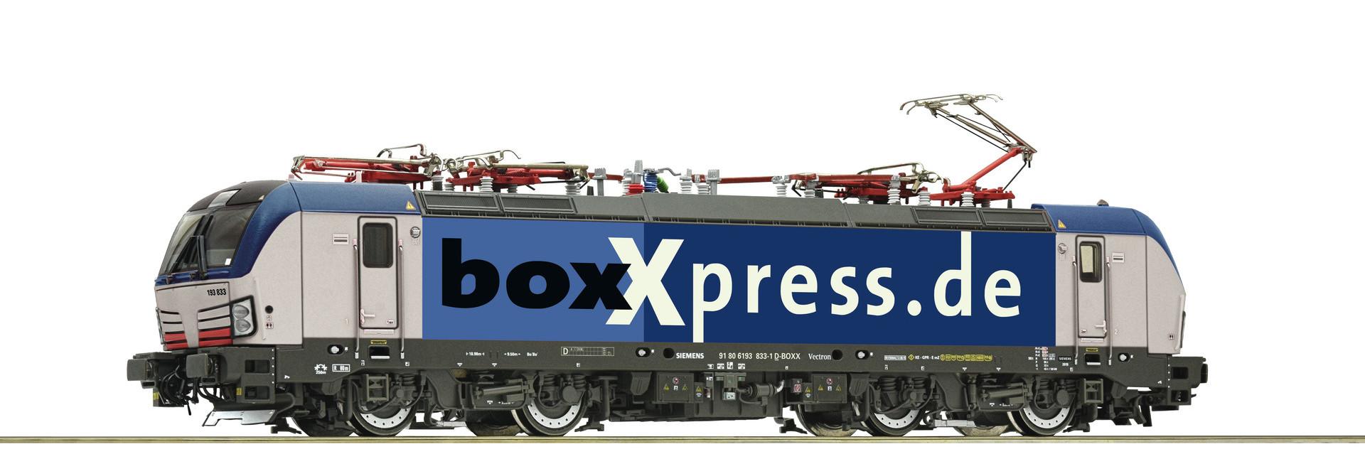 71950 E-Lok BR 193 Boxxpress