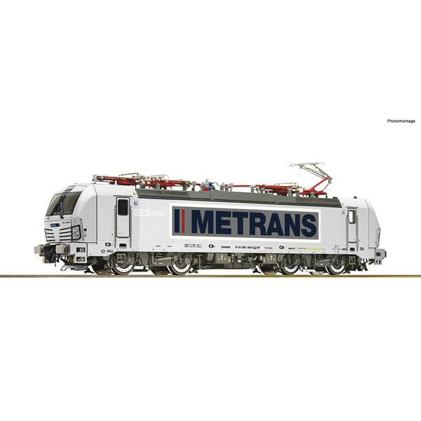 Roco 71947 E-Lok BR 383 Metrans DCC sound