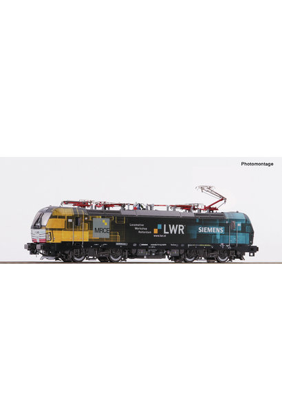 71943 E-Lok BR 193 MRCE/LWR DCC sound