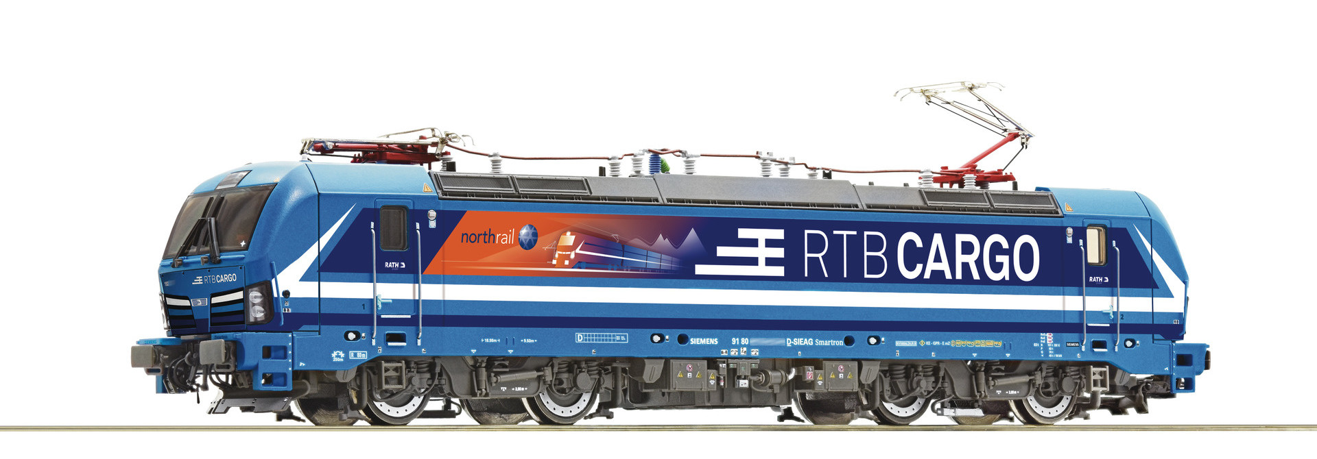 71929 E-Lok BR 192 RTB Leo Snd.