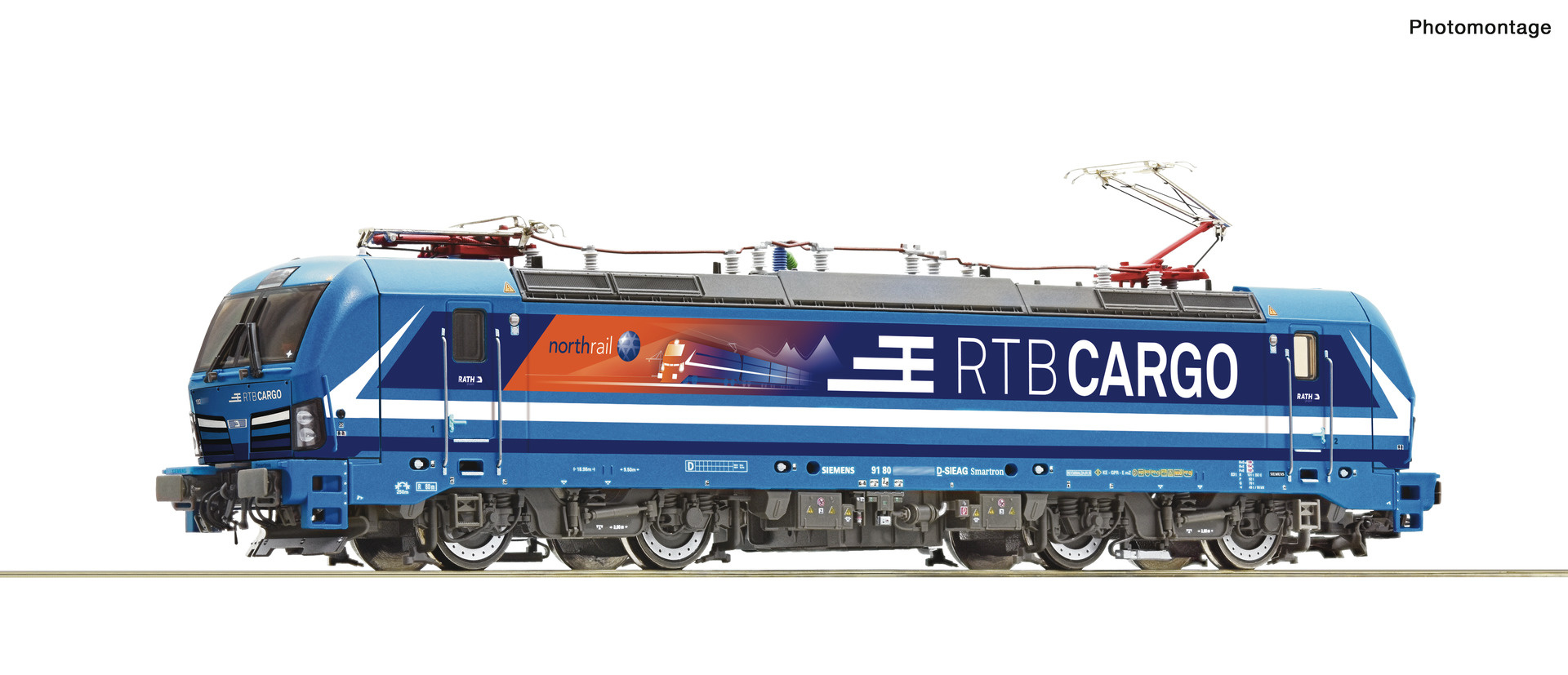71928 E-Lok BR 192 RTB-1