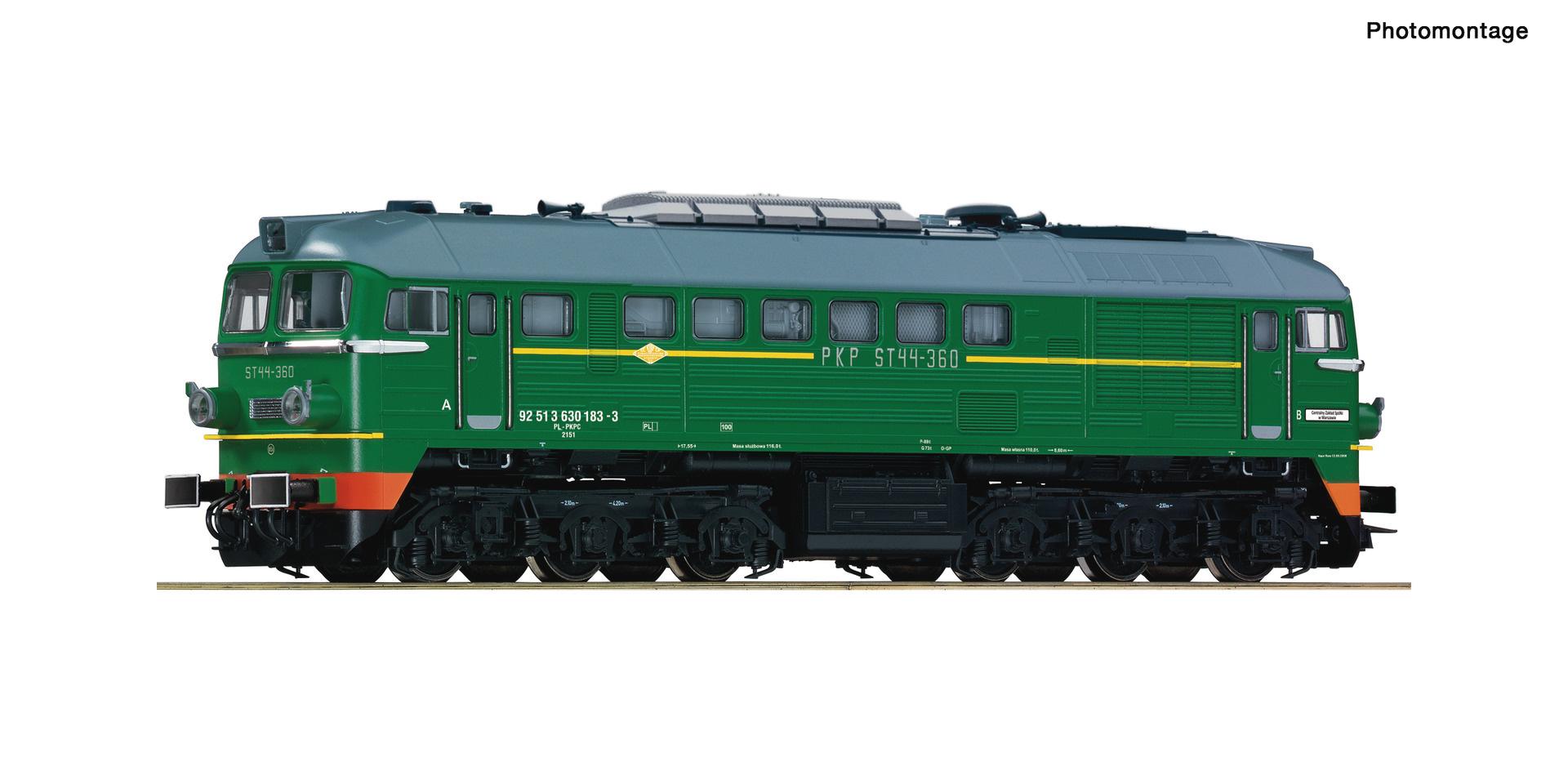 71752 Diesellok St44 PKP-1