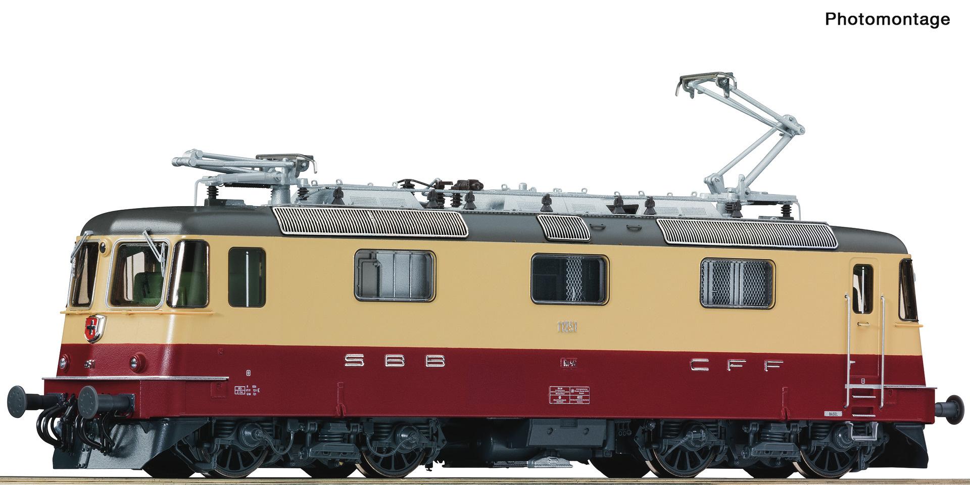 71406 E-Lok Re 4/4 TEE Snd.-1