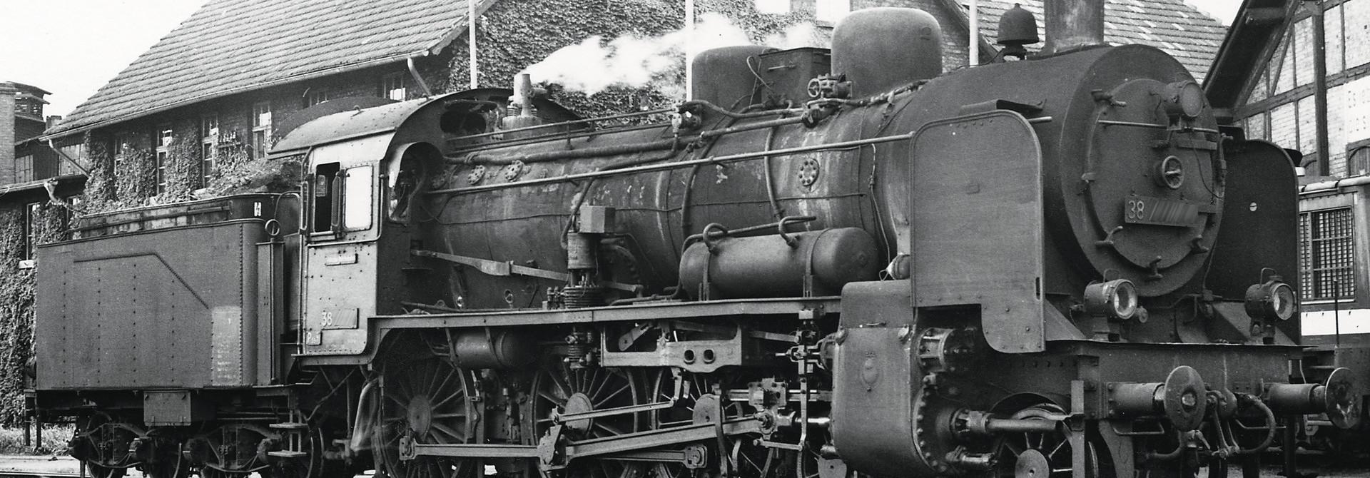 31379 Dampflok BR 038 DB