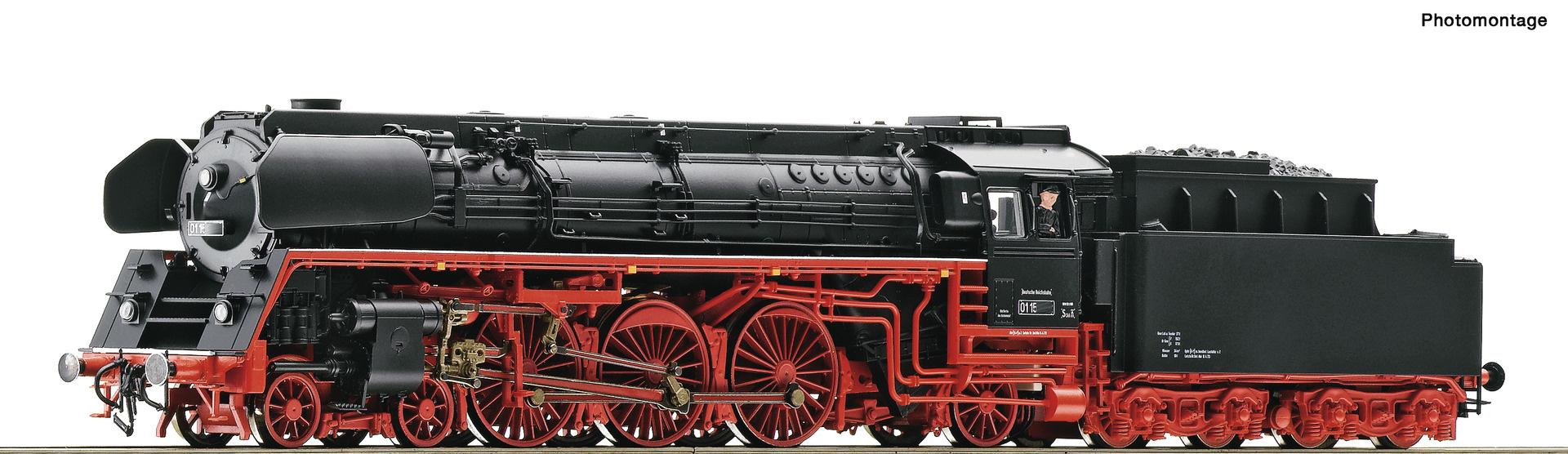 71266 Dampflok BR 01.5 DR HE-Snd.-1