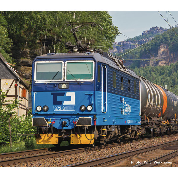 Roco 71226 E-Lok Rh 372 CD Cargo Snd.