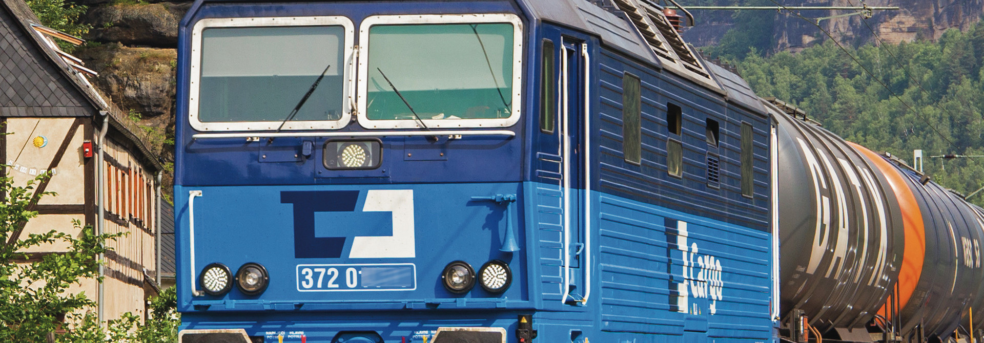 71225 E-Lok Rh 372 CD Cargo