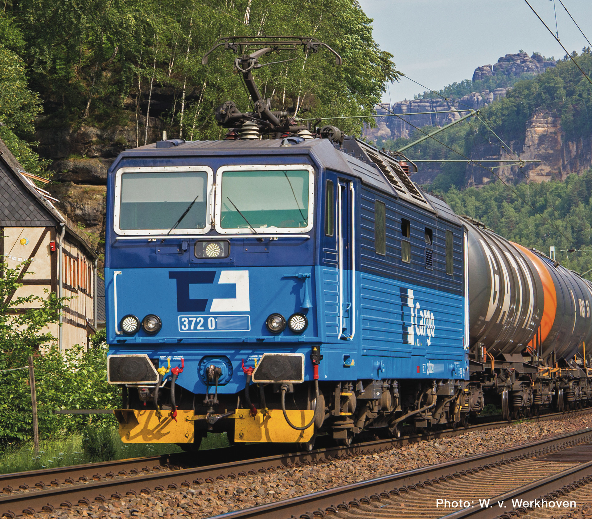 71225 E-Lok Rh 372 CD Cargo-1