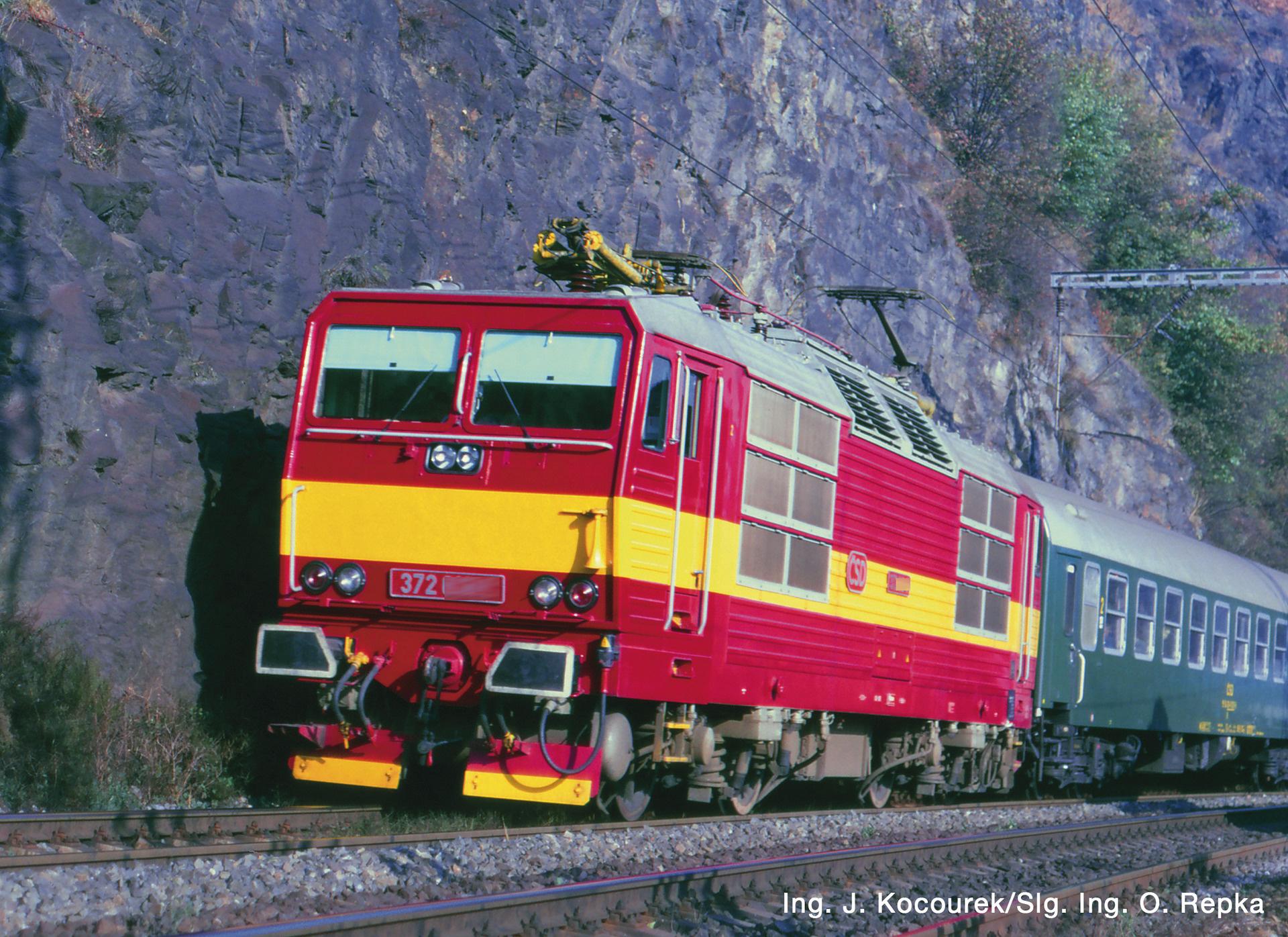 71222 E-Lok Rh 372 CSD Snd.-1