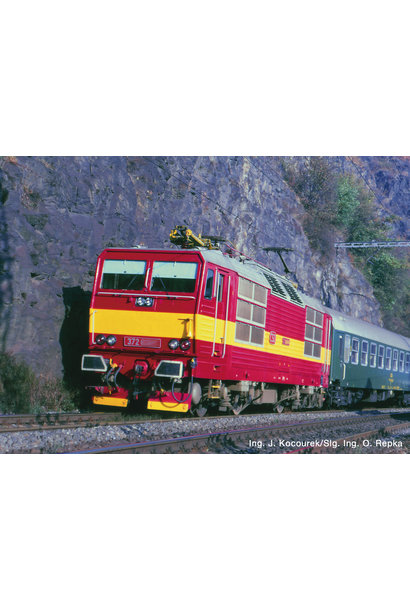 71221 E-Lok Rh 372 CSD