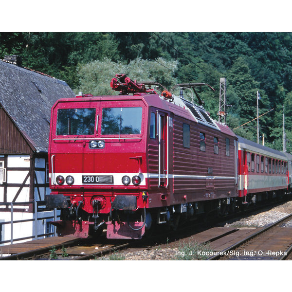 Roco 71220 E-Lok BR 230 DR Snd.