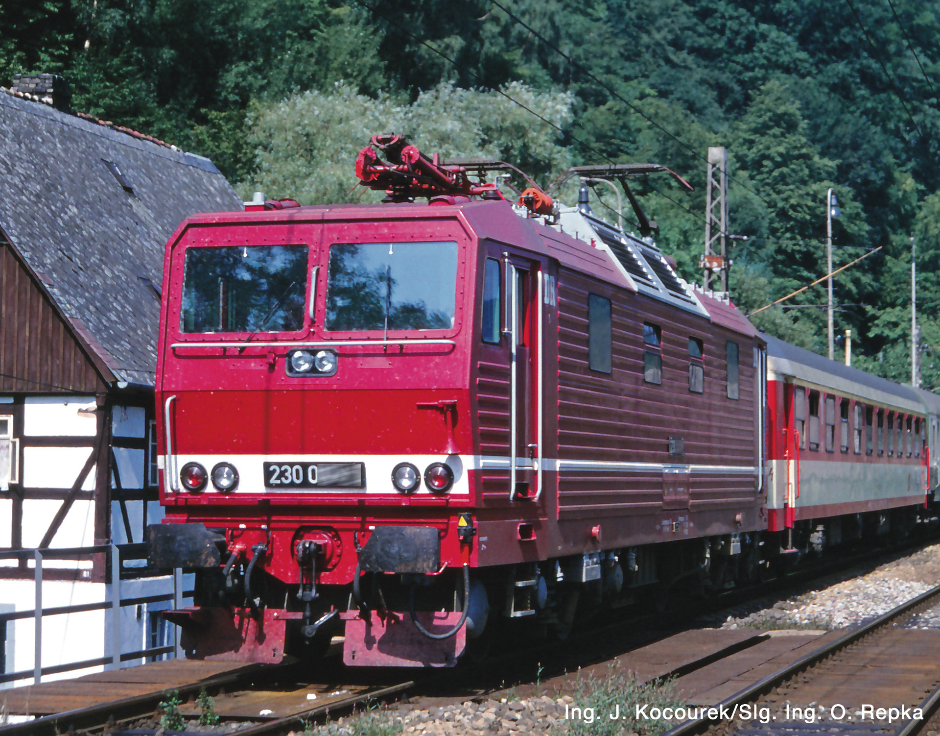 71219 E-Lok BR 230 DR-1