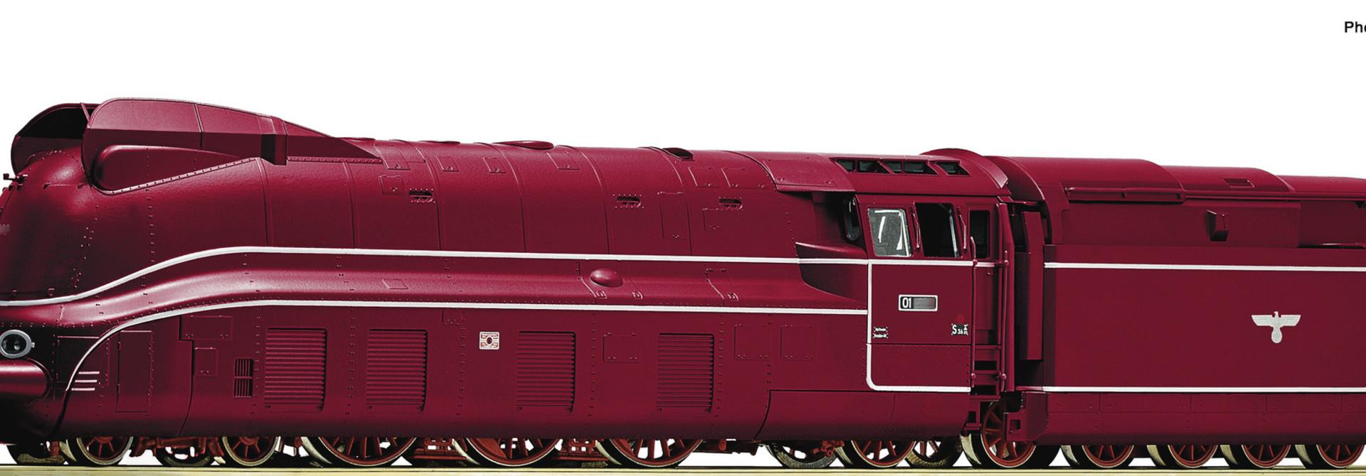 71205 Dampflok BR 01.10 DRB Snd.