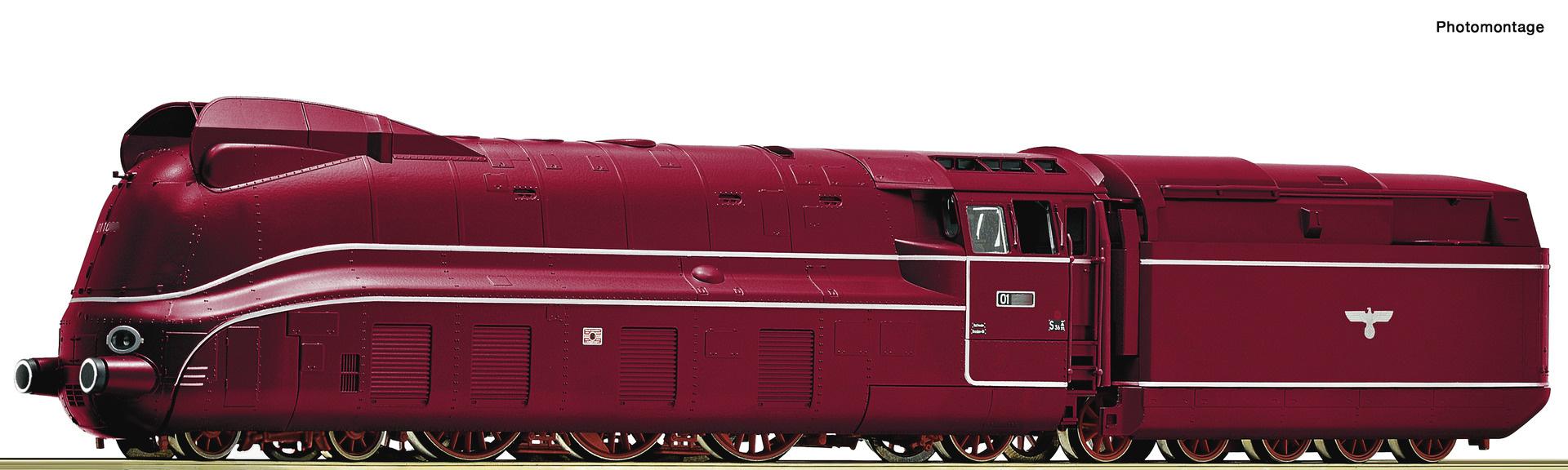 71205 Dampflok BR 01.10 DRB Snd.-1