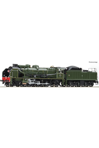 73079 Dampflok 231E SNCF DCC sound
